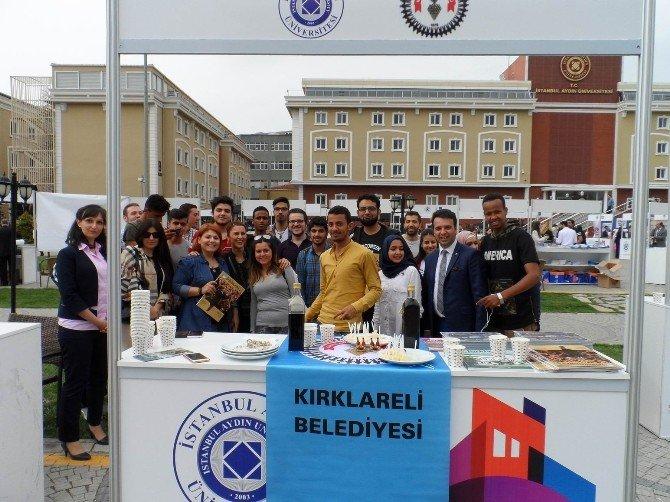 Kırklareli'nden İstanbullulara Lezzet Şöleni
