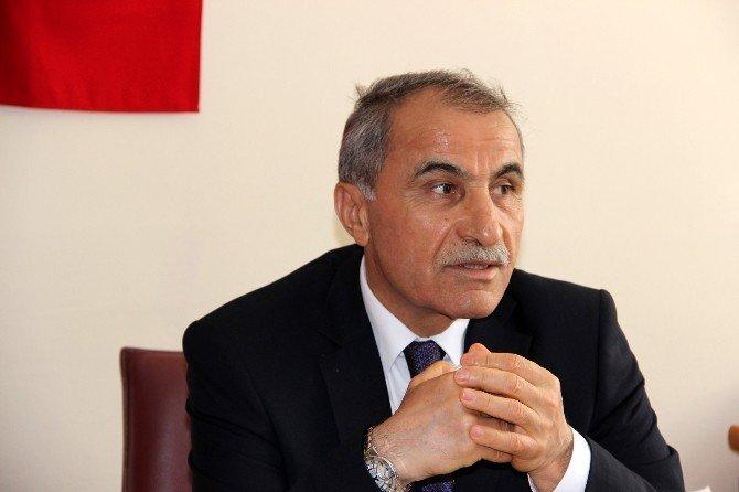 Vali Cebiroğlu Tükoder'i Ziyaret Etti