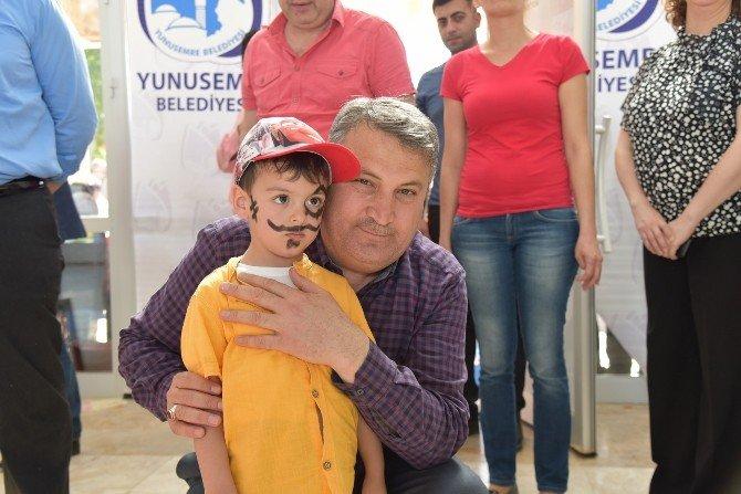 Yunusemre'de Muhteşem 23 Nisan Şenliği
