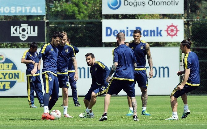 Fenerbahçe'de Torku Konyaspor Maçı Hazırlıkları Başladı