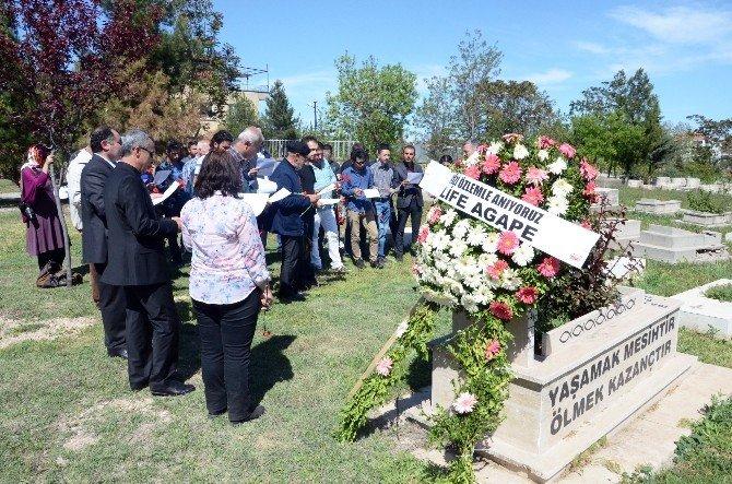 Zirve Yayınevi Cinayetinde Öldürülenler İçin Anma Töreni Düzenlendi