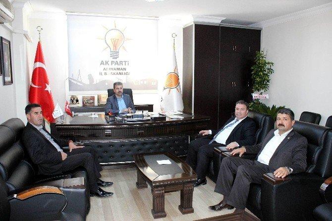 İl Genel Meclis Başkanı Yılmaz'dan 'Hayırlı Olsun' Ziyaretleri