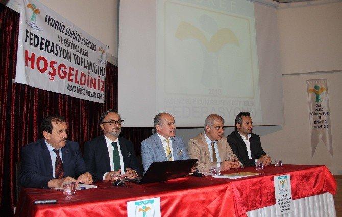 Askef'in Yeni Başkanı Seyfi Moroğlu