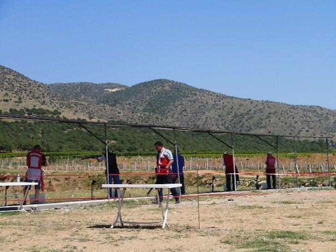 Alaşehir Trap Atışlarına Ev Sahipliği Yaptı