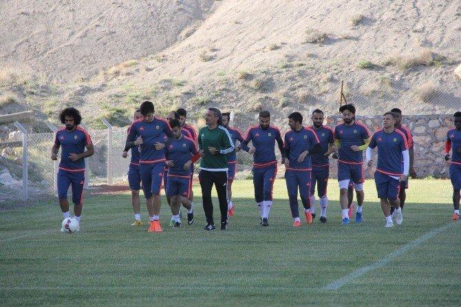 Yeni Malatyasporlu Oyunculardan Play-off Değerlendirmesi