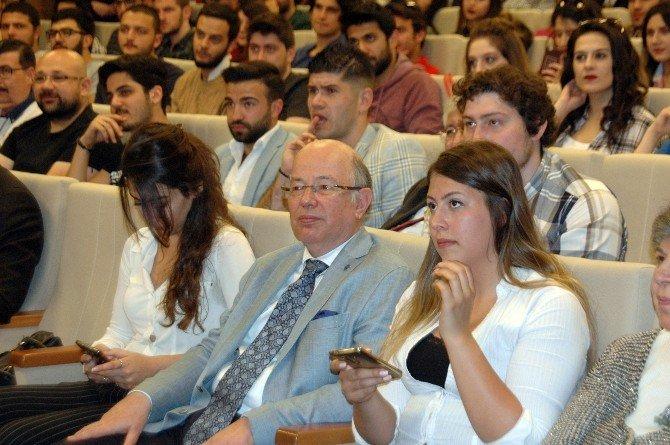Atılım Üniversitesi Girişimcilik Eğitim Serileri'nde Ali Sabancı'yı Konuk Etti