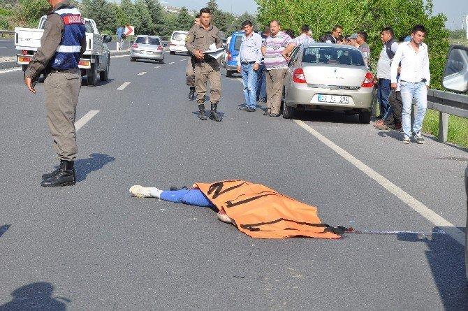 Aydın'da Trafik Kazası, Motosiklet Sürücüsü Genç Feci Şekilde Hayatını Kaybetti