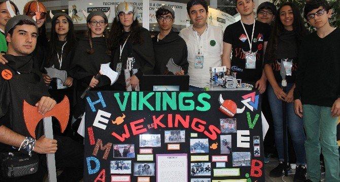 Bahçeşehir Okulları Öğrencilerinden Geri Dönüştürülebilir Projeler