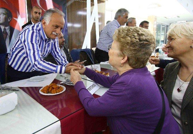 Başkan Karabağ'dan Önemli Mesajlar