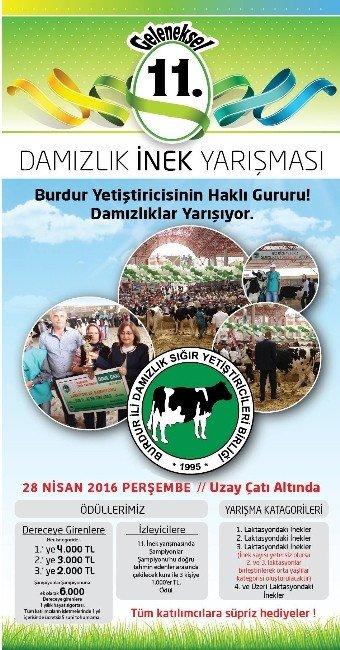 Miss Damızlık, 28 Nisan'da.