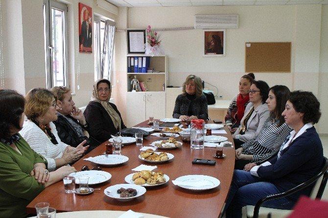 Denizli Kadın Konseyi'ne Ziyaret