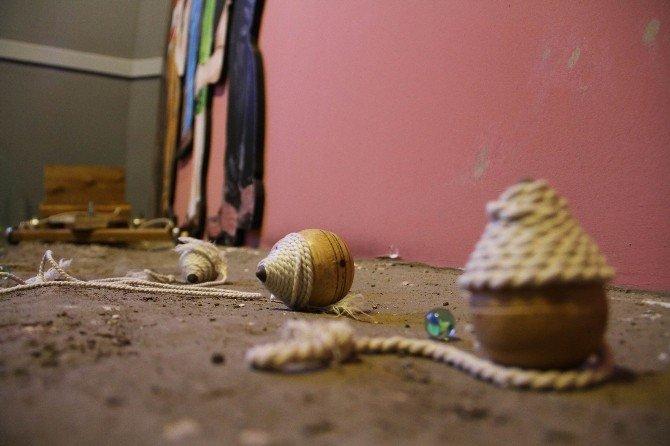 Samsun'da Unutulmaya Yüz Tutmuş Çocuk Oyunları Yeniden Hayata Geçiriliyor
