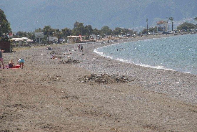 Çalış Plajı Turizm Sezonuna Hazırlanıyor