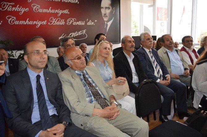 CHP Genel Başkan Yardımcısı Güneş'in Kayseri Ziyareti
