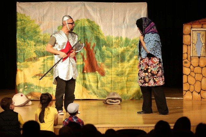 Yenimahalle'nin Çocukları Sanatla Büyüyor