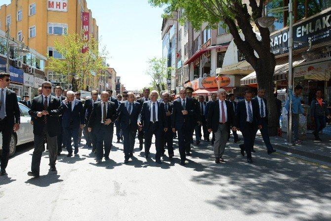 AK Parti Grup Başkanvekili İnceöz'ün Acı Günü