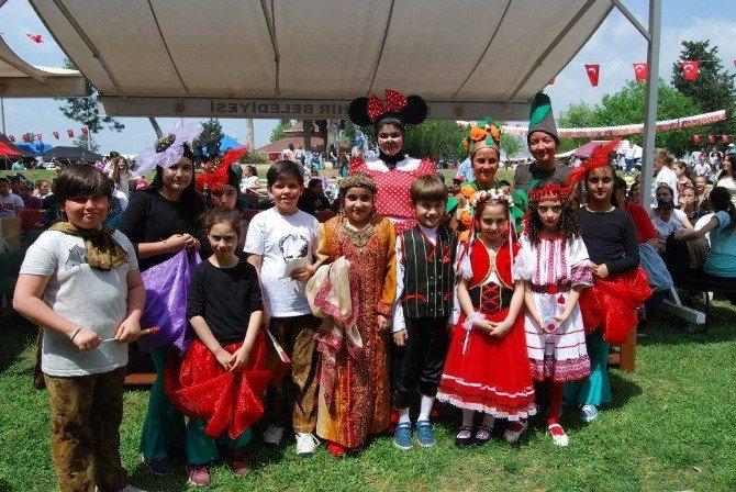 Çukurovalı Çocuklar Dünya Çocuklarıyla Buluştu