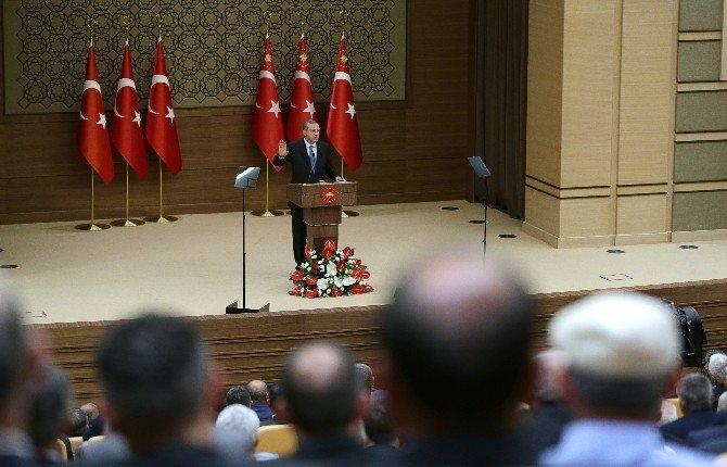 """Cumhurbaşkanı Erdoğan: """"Bu İş Bitecek"""""""