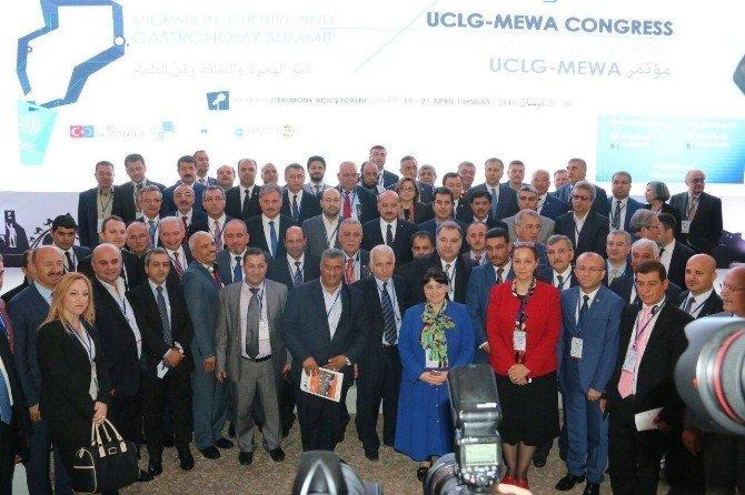 Ekinci, Uclg-mewa'nın Kültür Komitesi Başkanı Oldu