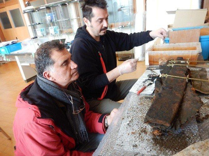 Ertuğrul Fırkateyni'nden Çıkan Eserler Mersin'de Sergilenecek
