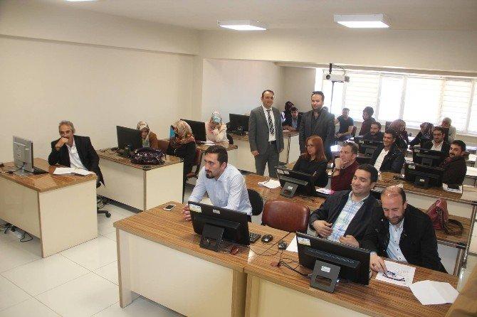 Erzurum'da Yeni Girişimciler Yetişiyor...