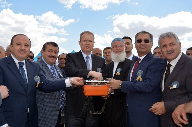 Gümüşhane'de 5 Milyon Liralık Kur'an Kursunun Temeli Atıldı