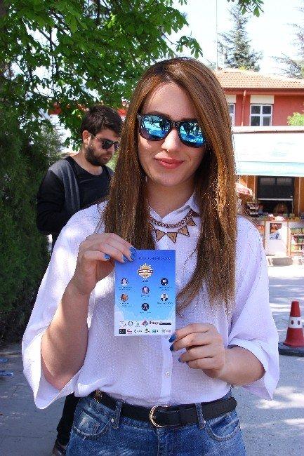 Hayko Cepkin Anadolu Üniversitesi'ne Geliyor