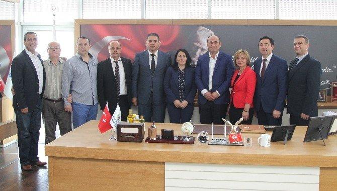 Höh Heyeti İzmir'de