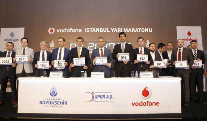 Rekortmen atletler koşacak, İstanbul'da dünya rekoru bekleniyor