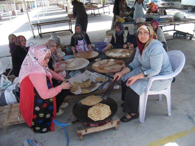 Yenikentli Kadınlar Kur'an Kursu Öğrencileri İçin Seferber Oldu