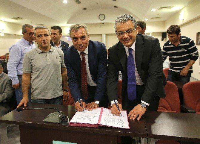 O Belediyede En Düşük İşçi Maaşı 3 Bin 800 Lira Oldu