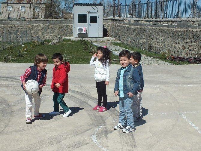 Ana Sınıfı Öğrencileri Gönüllerince Eğlendiler