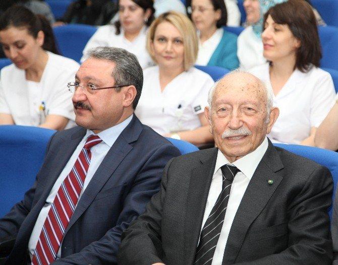 """ERÜ' De """"Asım Kibar Günü"""" Etkinliği Düzenlendi"""