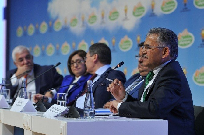 Melikgazi Belediye Başkanı Başkan Memduh Büyükkılıç: