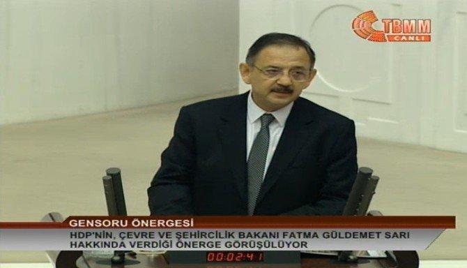 Özhaseki, HDP'lilere Belediyecilik Dersi Verdi