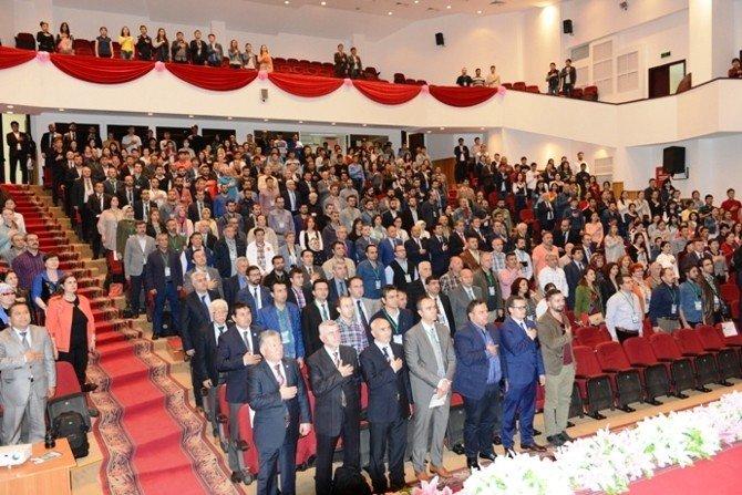 Kazakistan'da Bartın Üniversitesi Rüzgarı Esti