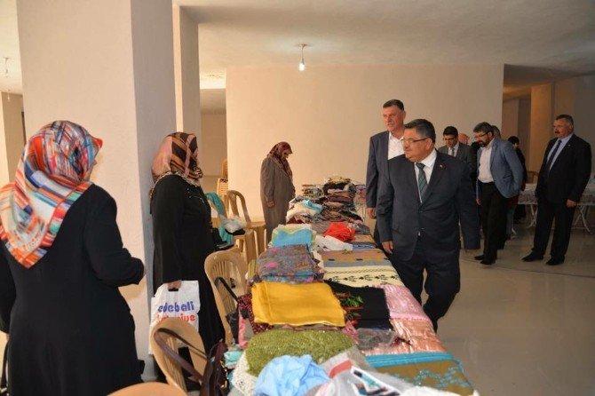 Muradiye Kültür Vakfı Bilecik Şubesi'nden Kermes