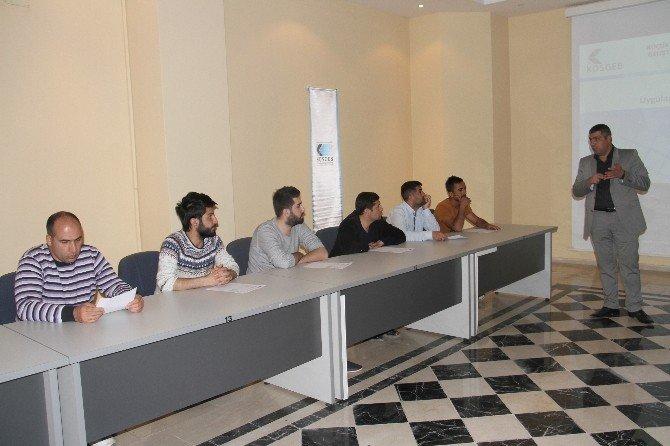 Diyarbakır'da KOSGEB Girişimcilik Kursu Başladı