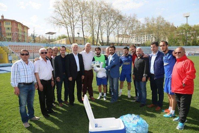Başkan Kamil Saraçoğlu: Kütahyaspor Mutlaka 3. Lig'de Olmalı
