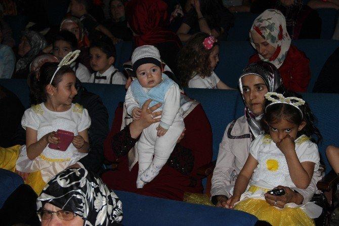 Kütahya'da 4-6 Yaşta Kutlu Doğum Heyecanı