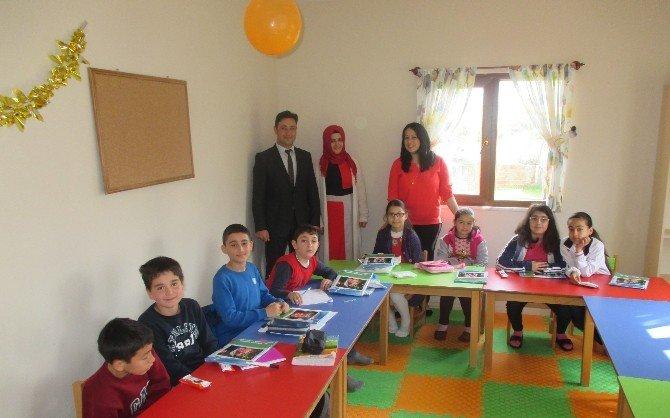 Ahmetlili Çocuklar Yeni Eğitim Yuvalarında