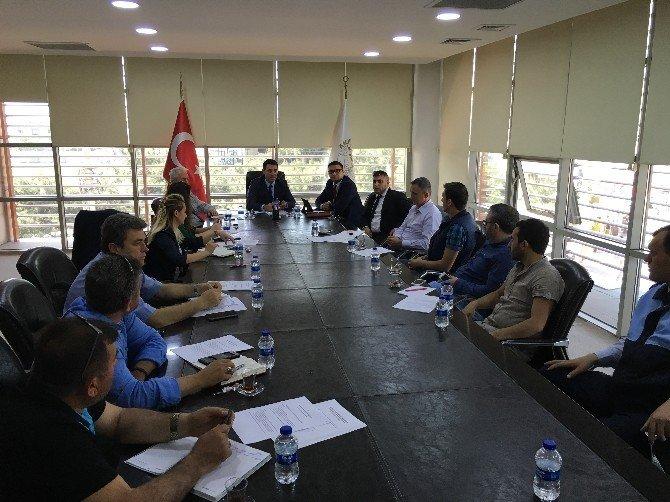 Manisa Büyükşehir'den Hafriyatçılara Bilgilendirme