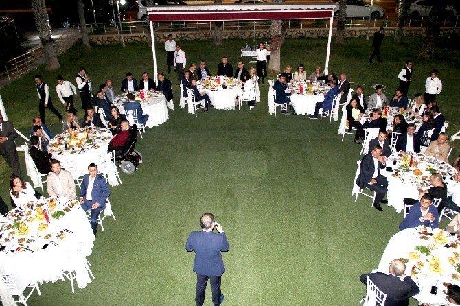 Mersin GİAD Üye Toplantısı