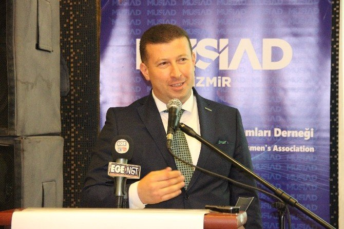 Genç MÜSİAD İzmir Şubesi Yeni Başkanını Seçti