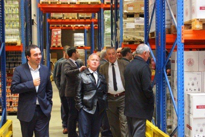 Manisa MÜSİAD, Belçika'da Gıda Sektörünü İnceledi