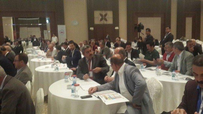 Nazilli, Jeotermal Kaynaklı Belediyeler Birliği Toplantısına Katıldı