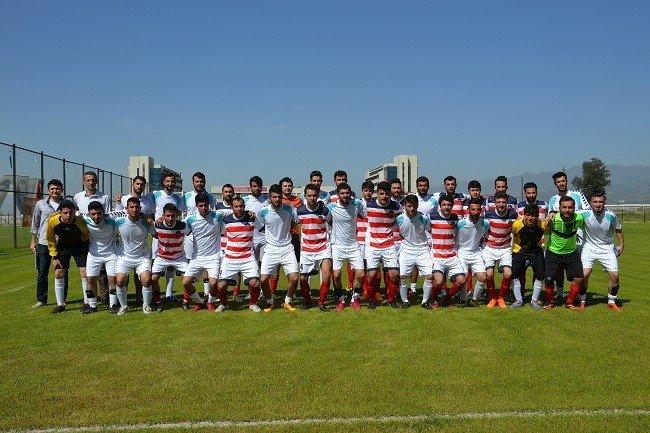Nazilli'de Yurtlar Arası Futbol Turnuvası Başladı