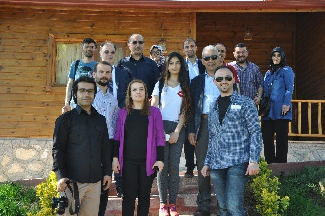 Fimar Life Thermal Resort Hotel Çorumlu Gazetecileri Ağırladı