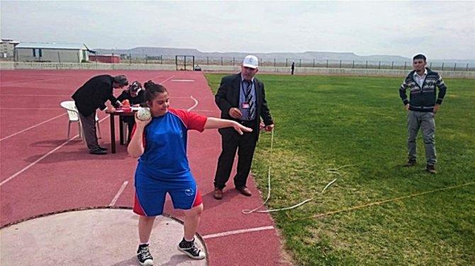 Özel sporcular, Türkiye şampiyonluğunda engel tanımadı