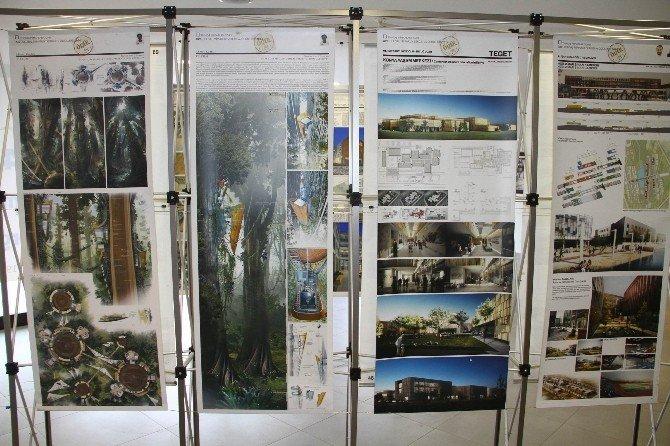 Samsun'da 14. Ulusal Mimarlık Sergisi